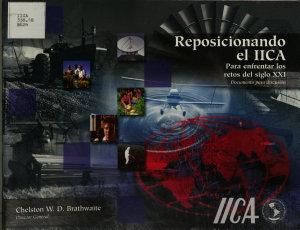 Una nueva vision para el IICA   Promover la seguridad alimentaria y la prosperidad del sector rural de las Americas  PDF