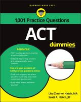 1 001 ACT Practice Problems For Dummies PDF