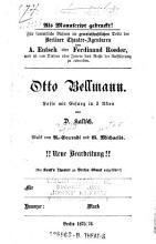 Otto Bellmann  Posse mit Gesang in 3 Akten von      Musik von A ugust  Conradi und G ustav  Michaelis PDF