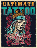 Ultimate Tattoo Coloring Book PDF