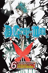 D.Gray-man, Vol. 6: Delete