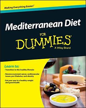 Mediterranean Diet For Dummies PDF