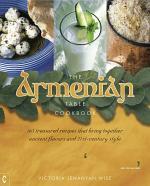 The Armenian Table Cookbook