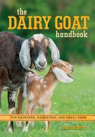 The Dairy Goat Handbook PDF
