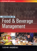 Textbook Of Food & Bevrge Mgmt
