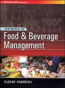Textbook Of Food   Bevrge Mgmt Book
