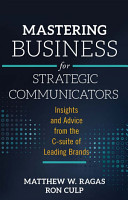 Mastering Business for Strategic Communicators PDF