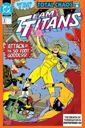Team Titans (1992-) #2