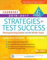Saunders Strategies for Test Success 2016 2017 PDF