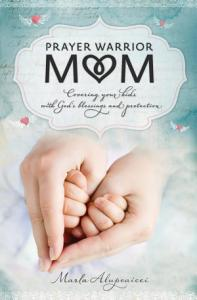 Prayer Warrior Mom Book