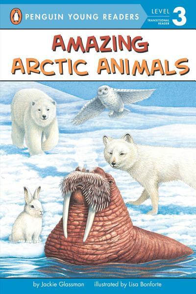 Download Amazing Arctic Animals Book