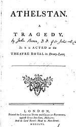 Athelstan  A Tragedy PDF