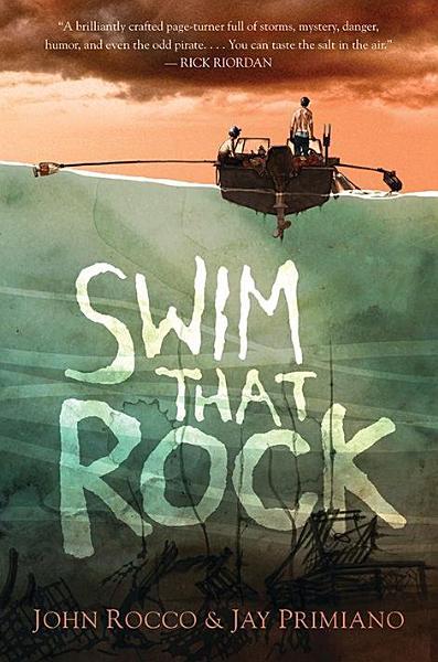 Download Swim That Rock Book