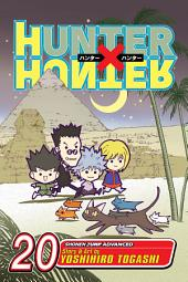 Hunter x Hunter, Vol. 20: Weakness