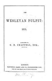 The Wesleyan pulpit