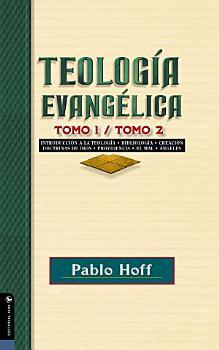 Teolog  a evang  lica tomo 1   tomo 2 PDF