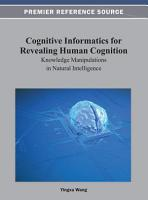 Cognitive Informatics for Revealing Human Cognition  Knowledge Manipulations in Natural Intelligence PDF