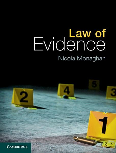 Download Law of Evidence Book