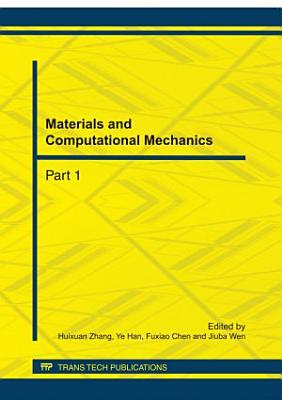 Materials and Computational Mechanics