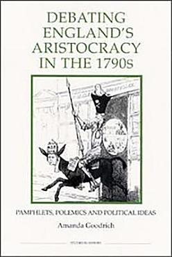 Debating England s Aristocracy in the 1790s PDF