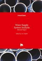 Water Supply System Analysis PDF
