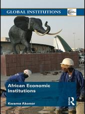 African Economic Institutions