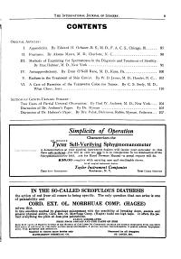 International Journal of Medicine and Surgery     PDF