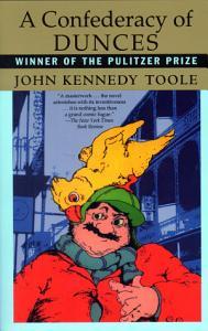 A Confederacy of Dunces Book