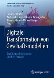 Digitale Transformation von Gesch  ftsmodellen PDF