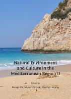 Natural Environment and Culture in the Mediterranean Region II PDF
