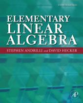 Elementary Linear Algebra: Edition 4