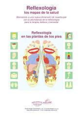 Reflexología en las plantas de los pies: Reflexología - los mapas de la salud