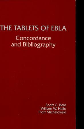 The Tablets of Ebla PDF