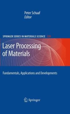 Laser Processing of Materials