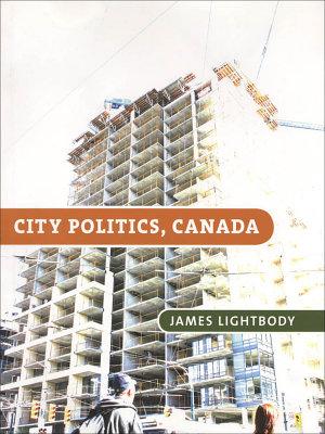 City Politics  Canada PDF