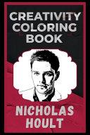 Nicholas Hoult Creativity Coloring Book