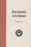 Black Seminoles in the Bahamas PDF