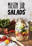 Mason Jar Salads Blank Recipe Book To Write In Cookbook Organizer Book PDF