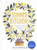 Summer Kitchen Book