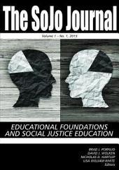 The SoJo Journal: Volume 1 #1