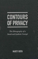 Contours of Privacy PDF