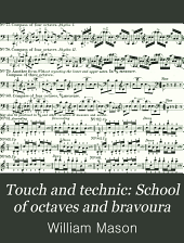 Touch and technic: School of octaves and bravoura