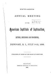 Annual Meeting: Volume 59