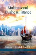 Multinational Business Finance PDF