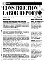 Construction Labor Report PDF