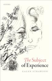 The Subject of Experience
