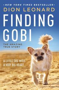 Finding Gobi Book