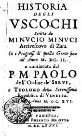 Historia Degli Vscochi: Volume 5