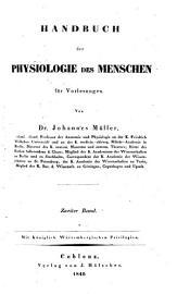 Handbuch der Physiologie des Menschen PDF