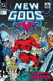 New Gods (1989-) #19